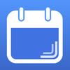 月ビューで全イベントを表示できるシンプルで軽快な無料スクロールカレンダー(可変カレンダー)