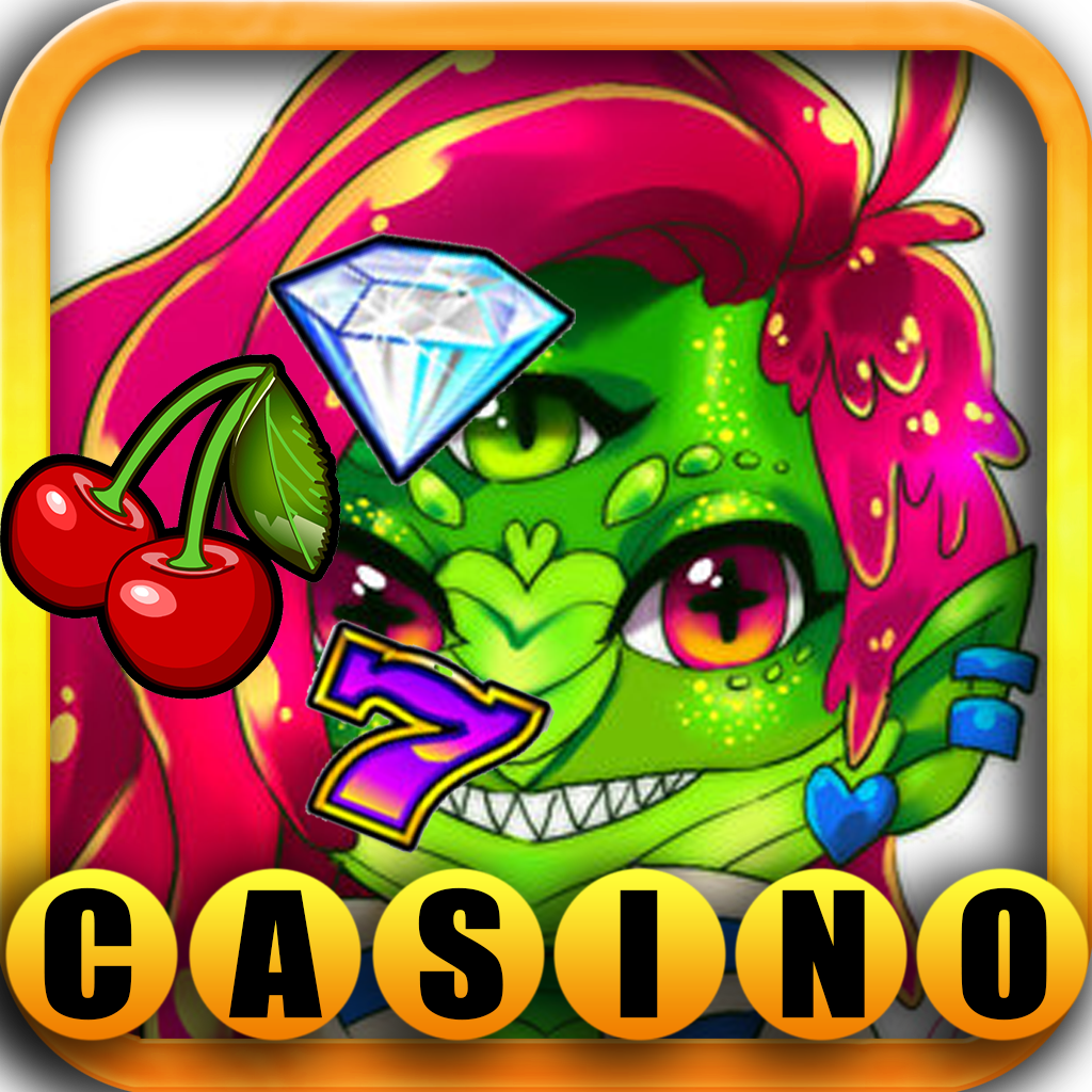 Monsters Casino Party Slots